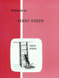 "Grade 1 Pathway ""First Steps"" Workbook"