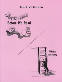 "Grade 1 Pathway ""Before We Read"" and ""First Steps"" Workbooks (Teacher's Edition)"