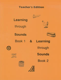 "Grade 1 Pathway ""Learning Through Sounds"" Book 1 and Book 2 (Teacher's Edition)"