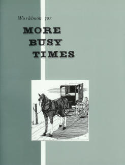 "Grade 2 Pathway ""More Busy Times"" Workbook"