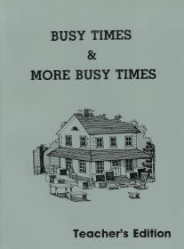 "Grade 2 Pathway ""Busy Times"" and ""More Busy Times"" Workbooks (Teacher's Edition)"