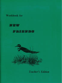 "Grade 3 Pathway ""New Friends"" Workbook (Teacher's Edition)"