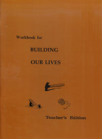 "Grade 4 Pathway ""Building Our Lives"" Workbook (Teacher's Edition)"