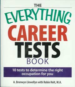 The Everything Career Tests Book