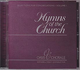Hymns of the Church - Audio CD Volume 1