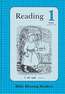 Grade 1 BBR Reading 1 - Reader (Lessons 1-42)