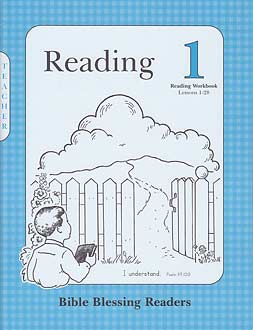Grade 1 BBR Reading 1 - Reading Workbook Answer Key (Lessons 1-28)
