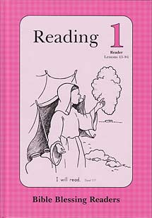Grade 1 BBR Reading 1 - Reader (Lessons 43-84)