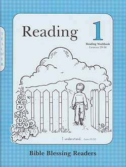 Grade 1 BBR Reading 1 - Reading Workbook Answer Key (Lessons 29-56)