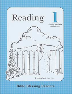 Grade 1 BBR Reading 1 - Reading Workbook (Lessons 57-84)