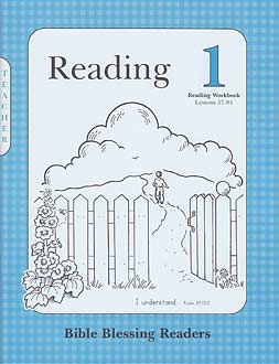 Grade 1 BBR Reading 1 - Reading Workbook Answer Key (Lessons 57-84)