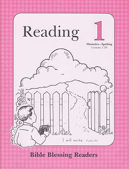 Grade 1 BBR Reading 1 - Phonetics-Spelling Workbook (Lessons 1-28)