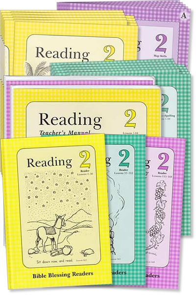 "Grade 2 BBR ""Reading 2"" Set"