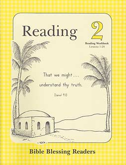 Grade 2 BBR Reading 2 - Reading Workbook (Lessons 1-28)