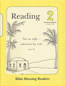 Grade 2 BBR Reading 2 - Reading Workbook Answer Key (Lessons 1-28)