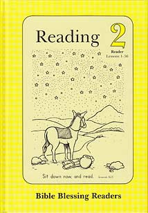 Grade 2 BBR Reading 2 - Reader (Lessons 1-56)
