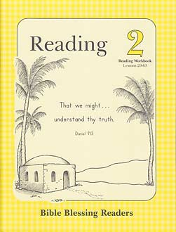 Grade 2 BBR Reading 2 - Reading Workbook (Lessons 29-63)