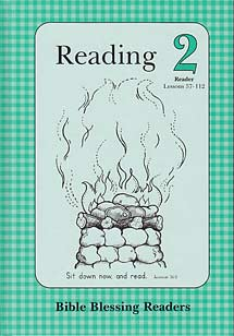 Grade 2 BBR Reading 2 - Reader (Lessons 57-112)