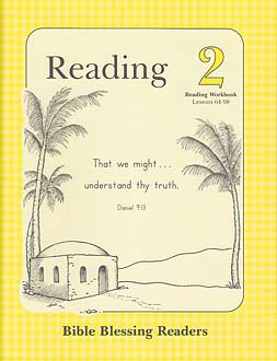 Grade 2 BBR Reading 2 - Reading Workbook (Lessons 64-98)