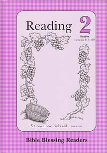 Grade 2 BBR Reading 2 - Reader (Lessons 113-168)