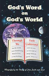 God's Word on God's World