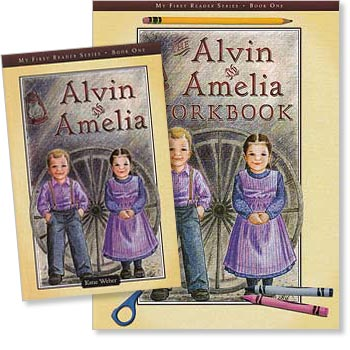 Alvin and Amelia - Book One Set