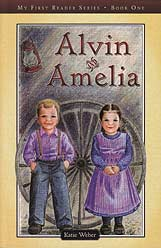 Alvin and Amelia - reader