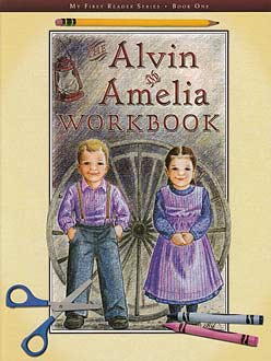 Alvin and Amelia - workbook