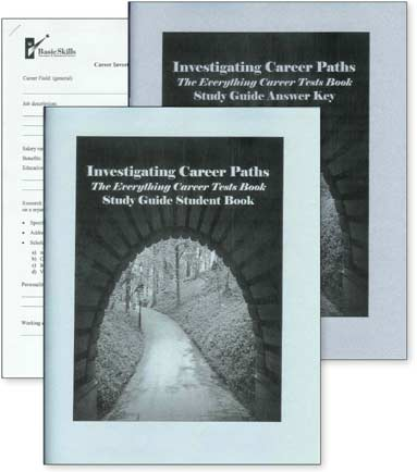 Investigating Career Paths - Student Packet
