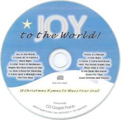 Joy to the World - Audio CD