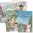 "Set of 4 ""Olive"" Series Storybooks"