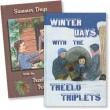 "Set of 2 ""Days with the Treelo Triplets"" Storybooks"