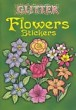 Flowers - Glitter Stickers