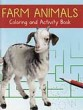 Farm Animals - Mini Coloring and Activity Book