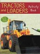 Tractors and Loaders - Mini Coloring and Activity Book
