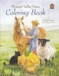 "Pleasant Valley Farm Coloring Book - ""Pleasant Valley Farm Series"""