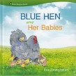 "Blue Hen and Her Babies - ""Green Meadow Series"""