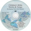 Children's Bible Stories and Songs - Audio CD