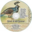 God Is So Good - Old Testament Bible Stories and Songs - Audio CD