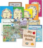 Preschool - Set of 6 ABC Series workbooks + GHIJKL