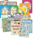 Preschool - Set of 7 ABC Series + GHIJKL