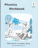 Grade 1 [3rd Ed] Phonics Workbook Unit 2