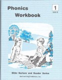 Grade 1 [3rd Ed] Phonics Workbook Unit 3