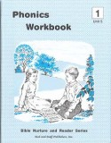 Grade 1 [3rd Ed] Phonics Workbook Unit 5