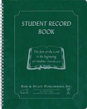 Student Record Book (formerly Class Record Book)
