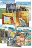 """Bible Stories for Young Readers Series"" Set of 8"