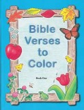 Bible Verses to Color Book One - Mottoes Coloring Book