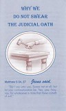 Tract [B] - Why We Do Not Swear the Judicial Oath