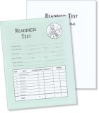 Grade 1 Readiness Test Set