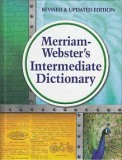 Grades 6-8 Merriam-Webster's Intermediate Dictionary (hardcover)
